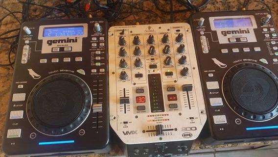 Cdj Cfx 20 E Mixer Beringer