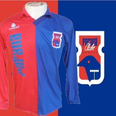 Camisa Retro Campeão Parana Clube Ml