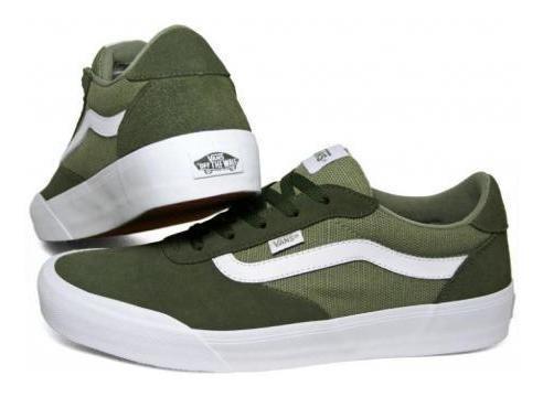 Zapatillas Vans Palomar Color Verde
