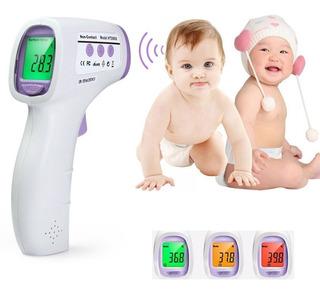 Termómetro Digital Infrarrojo Para Niño Y Adulto Nuevos