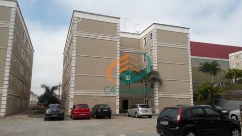 Imagem 1 de 15 de Apartamento Com 2 Dormitórios À Venda, 45 M² Por R$ 160.000,00 - Bonsucesso - Guarulhos/sp - Ap2478