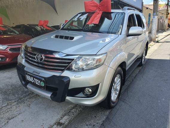 Hilux Sw4 Srv D4-d 4x4 3.0 Tdi Diesel