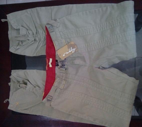 Preciosos Jeans Oakley Teen Talla 6us / Mex 28