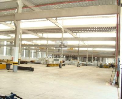 Galpao Industrial - Vila Bertini - Ref: 2525 - V-2525