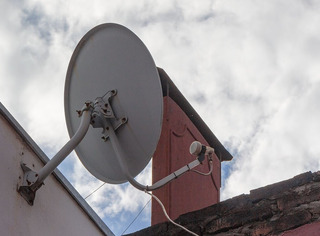 Kit Antena Satelital