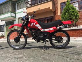 Yamaha Dt 100 Clasica Modelo 87