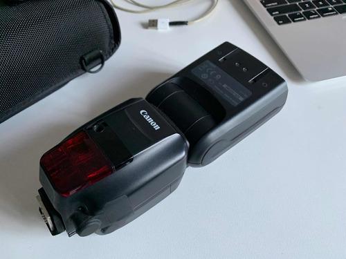Imagem 1 de 5 de Flash Canon 600ex