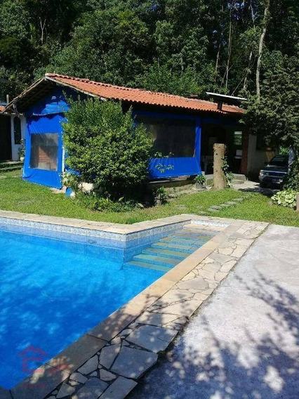 Chácara Com 2 Dormitórios À Venda, 1512 M² Por R$ 600.000,00 - Jardim Colibri - Cotia/sp - Ch0079