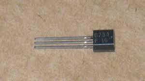 Transistor 2sd734