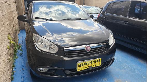 Fiat Grand Siena 1.4 Flex Ano 2014 Montanha Automoveis