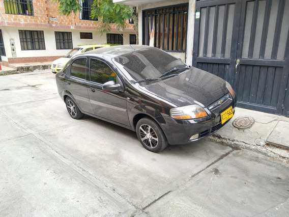 Chevrolet Aveo Sedan 1.6 16 V