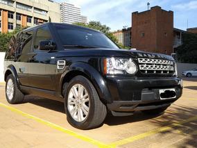 Land Rover Discovery 4 Turbo Diesel Blindada