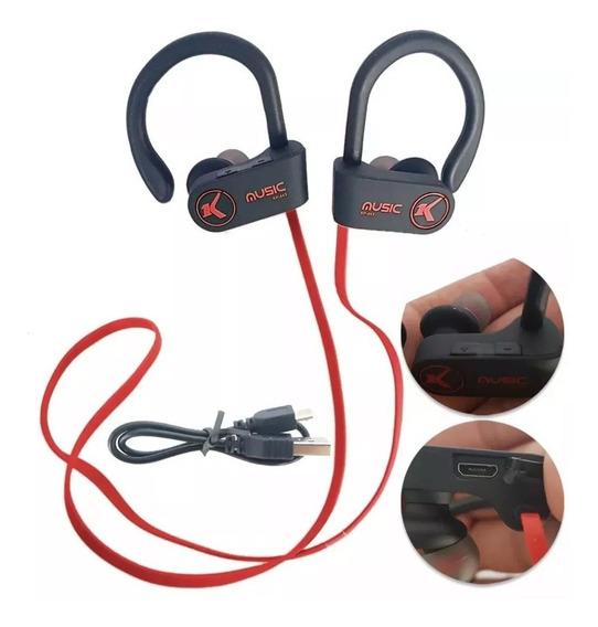 Fone Ouvido Bluetooth C/ Microfone Knup