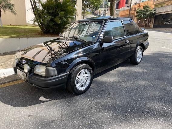 Ford Escort Xr3 1.6 Alcool 1988 C/ Teto Solar = Zero