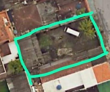 Terreno Em Vila Áurea (vicente De Carvalho), Guarujá/sp De 0m² À Venda Por R$ 265.000,00 - Te611538