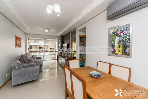 Imagem 1 de 30 de Apartamento, 3 Dormitórios, 84.25 M², Passo Da Areia - 206763