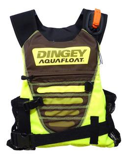 Chaleco Dingey Poncho Para Kayak, Remo Y Vela Aquafloat