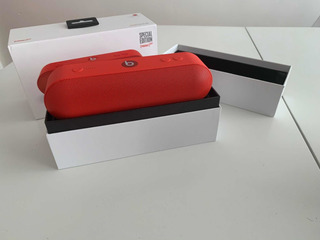Beats Pill+ By Dr Dre - Parlante Bluetooth - Nuevo - Rojo