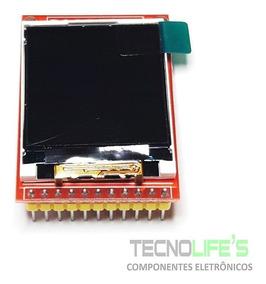 Display Lcd 1.44 Pol Tft 128x128 St7735 Arduino Pic