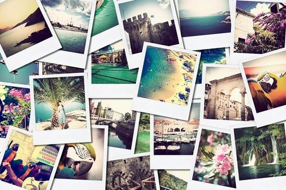 Fotos Revelação Estilo Polaroid - Kit 20 Unidades