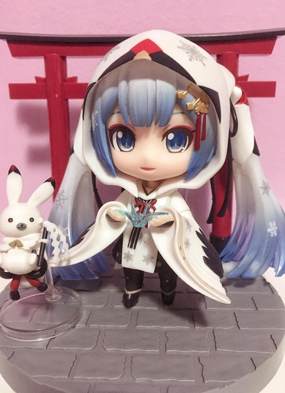 Nendoroid Hatsune Miku Snow