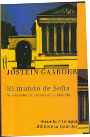 Mundo De Sofia, El (coedicion)