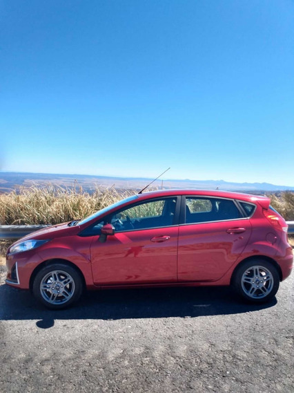 Ford Fiesta Kinetic Design 1.6 S Plus 2019