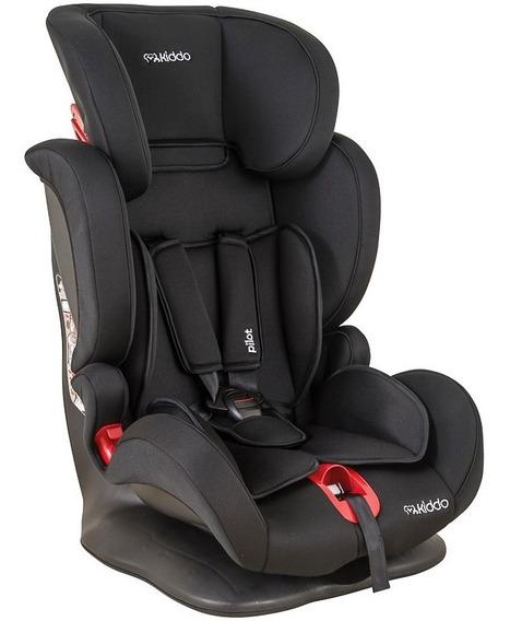 Cadeira Auto Bebê Pilot 9 À 36kg Inclinação Kiddo Preto