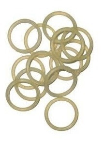 10 Uns De O - Ring De Silicona Para Garrafas Paintball