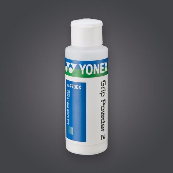 Talco Yonex Grip Powder 2 - Nova Fórmula E Aderência Total
