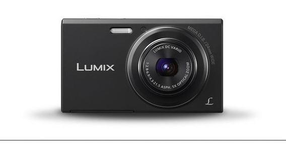 Câmera Digital Compacta Panasonic Lumix Fh12 -16.1 Megapixel