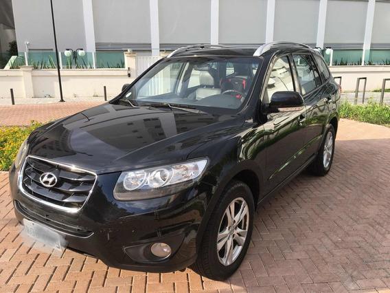 Hyundai Santa Fe 3.5 7 Lugares 4awd Aut 5p 2012 (único Dono)