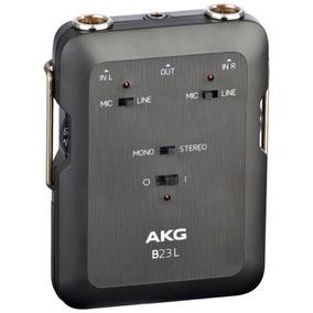 Adaptador Akg B23l Phantom Power