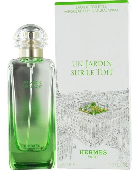 Perfume Un Jardin Sur Le Toit Edt 100ml Hermés Original.