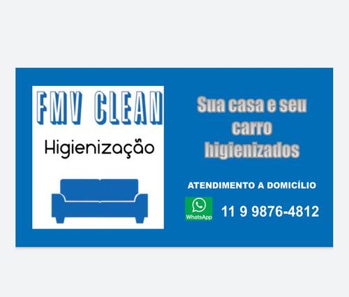 Imagem 1 de 5 de Limpeza E Higienização De Estofados, Colchões E Veículos