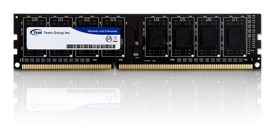 Memoria 8gb Ddr3 1333 Ted38g1333c9bk Team Group