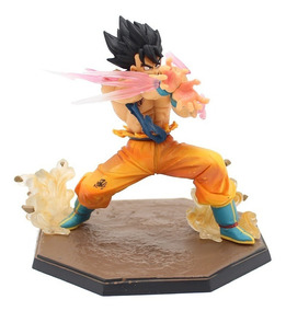 Figure Action Boneco Goku Dragon Ball Z Kaioken Figuarts