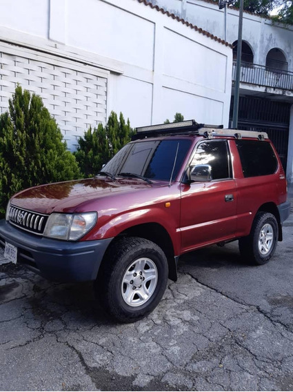 Toyota Merú Land Cruiser Prado