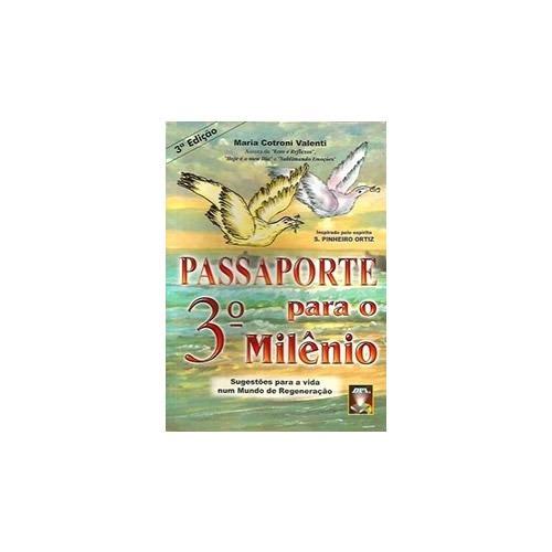 Passaporte Para O 3° Milênio Livro Saldão