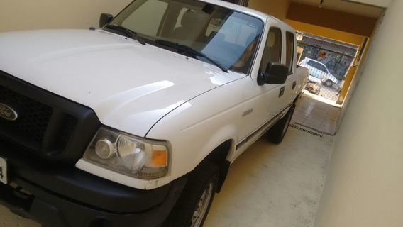 Ranger Cabine Dupla 4x4 Turbo Diesel