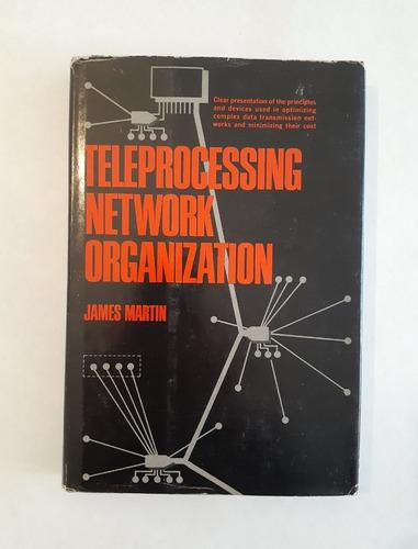 Libro Organización De Redes De Teleprocesamiento En Inglés