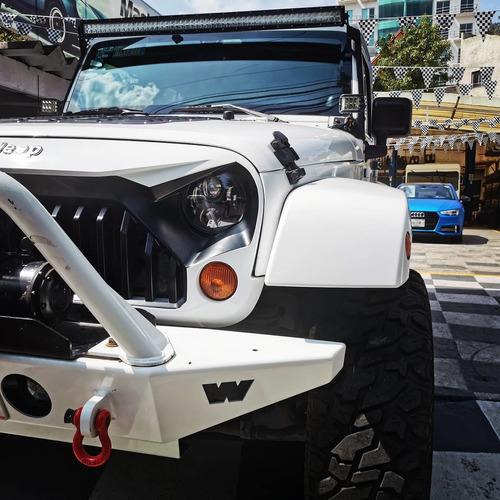 Imagen 1 de 9 de Jeep Wrangler 3.6 Unlimited Sahara 4x4 At 2013