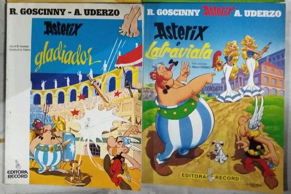 Uma Aventura De Asterix 20 Revistas (ler Descrição)