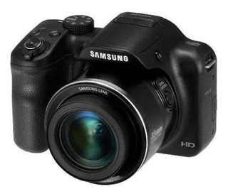 Samsung Wb1100f 16,2 Mp Cmos Smart Wifi & Nfc Cámara Digital