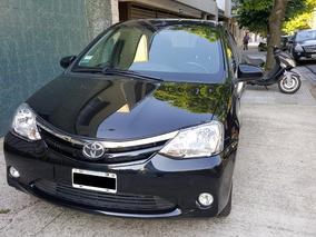 Toyota Etios 1.5 Xls 4 Puertas Manual Excelente Estado
