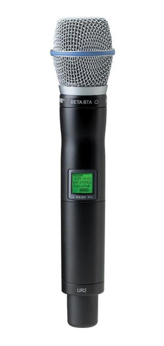 Microfone Bastao Sem Fio Shure Ur2/beta87aj5
