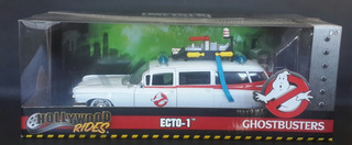 Ecto 1 - Ghostbusters - Metal Die Cast - Los Germanes