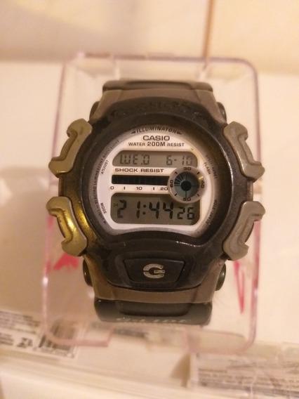 Relógio G-shock Dw-004 Casio Vintage No 1825 G-lide