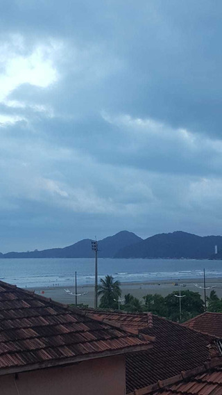 Vista Mar Na Praia Do Gonzaga