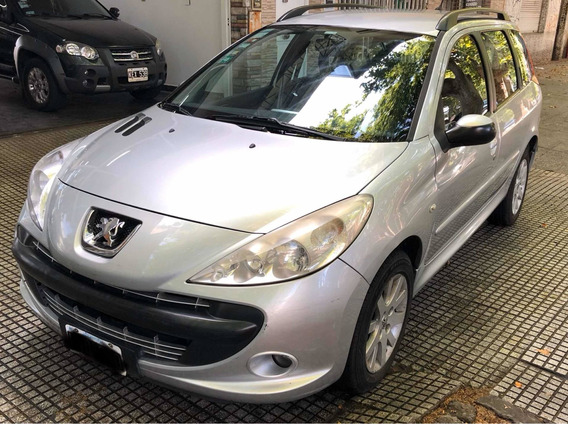 Peugeot 207 Compact Sw Xt 1.6 Rural 5p 2009